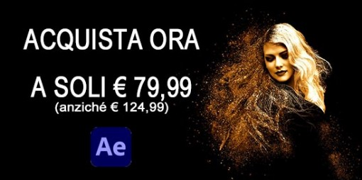 Offerta corso After Effects